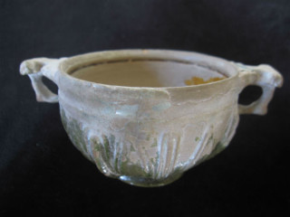 Roman glazed cup smaller