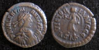 Valentinian AE 4