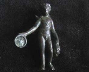 Bronze dionysos