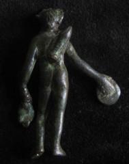 Bronze dionysos rev