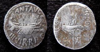 leg XI denarius small