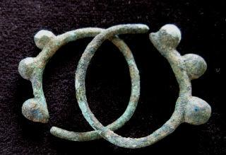 luristan earrings small