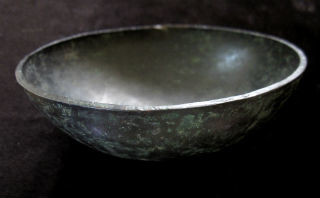 bronze bowl small
