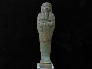 shabti plain rich small