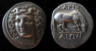 thessaly didrachm small