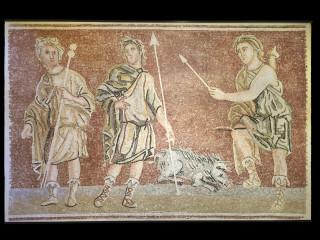 194 (Roman Mosaic Floor Panel) IMG_2339