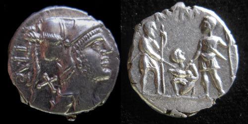 Roman Republican & Imperatorial Coins